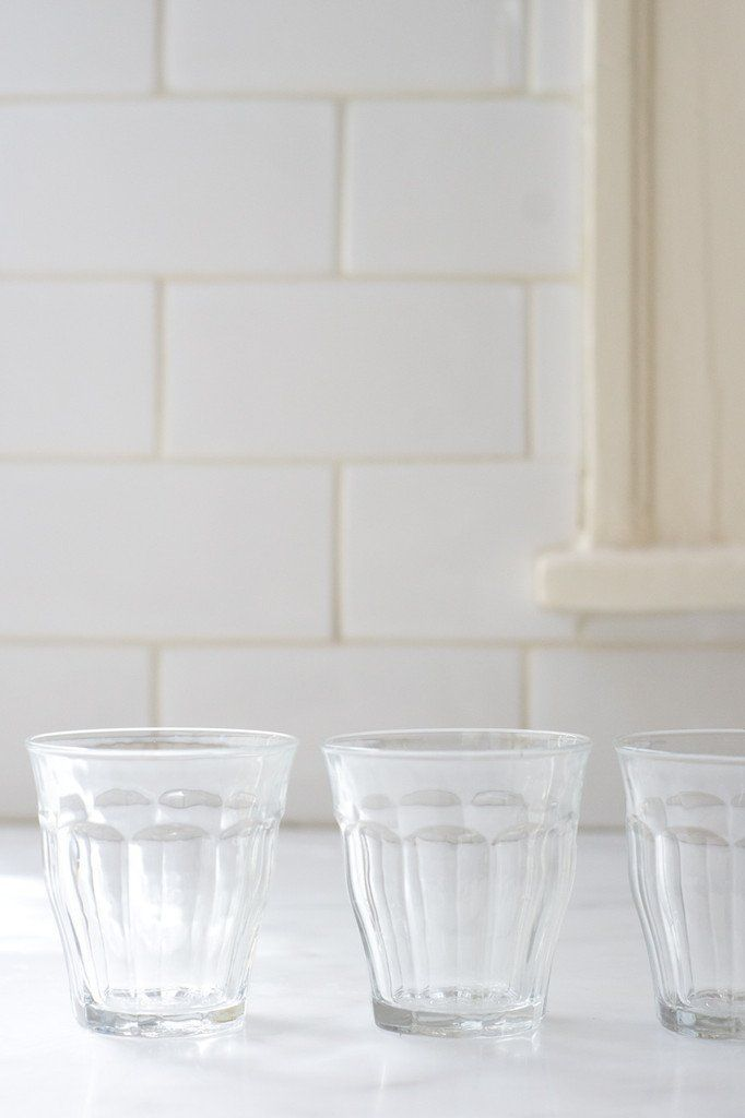 Petite Picardie Glasses - Picardie tumblers have been the primary drinking glasses in French homes, schools, and bistros for decades. They're iconic French-made classics for a host of re - from QUITOKEETO.com