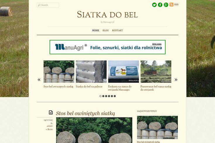 Siatkadobel.pl nowy-lepszy wygląd strony - http://wp.me/p6aAA2-em