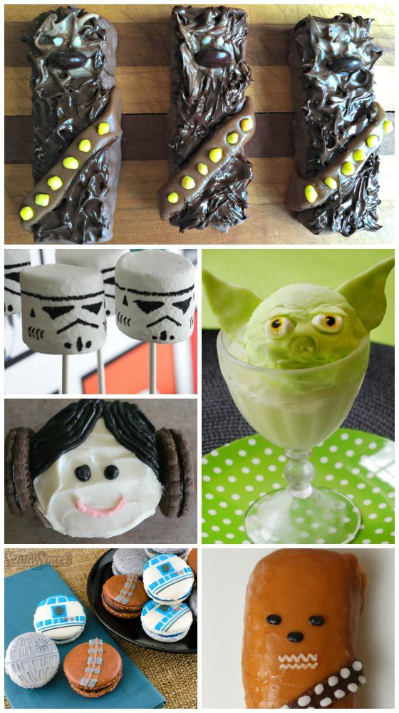 Star Wars frenzy is in full effect. These Star Wars food ideas for #ForceFriday will help you get into the spirit. Whether you are packing lunches, hosting a party or sitting down for a Star Wars marathon, everyone will enjoy these fun snacks and treats. I have 15 unique ideas here created by some very […]