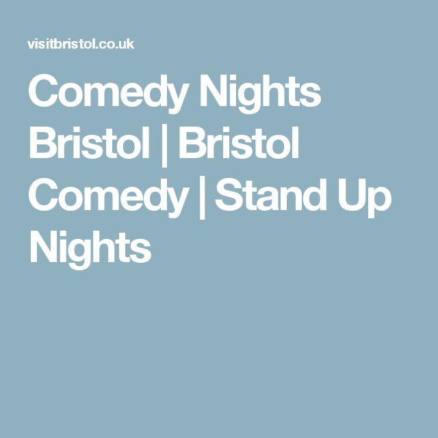 Comedy Nights Bristol | Bristol Comedy | Stand Up Nights