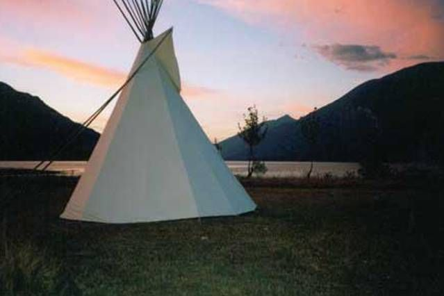 Ultimate Tipi Experience 4 Tickets Tipis For Rent In Rock Creek Holiday Home Free Park Rock Creek