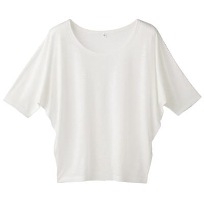 Mix & Match T-Shirt mit Dolman-Ärmel