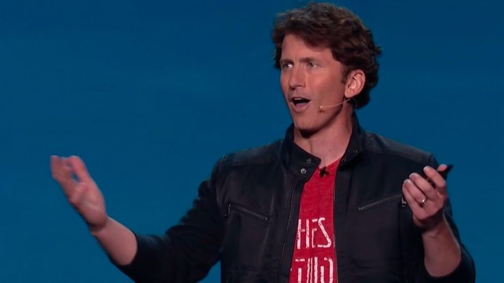 Portrait de Todd Howard (The Elder Scrolls, Fallout 3 & 4) : Sa liberté chez Bethesda sert la nôtre - Actualités - jeuxvideo.com