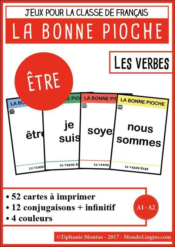 BP - le verbe Être | Mondolinguo - Français