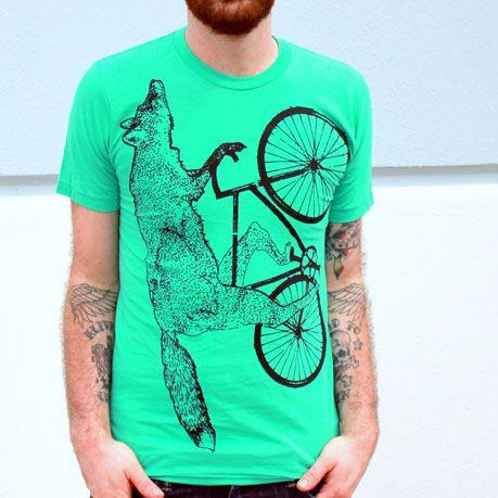 Fox Bicycle