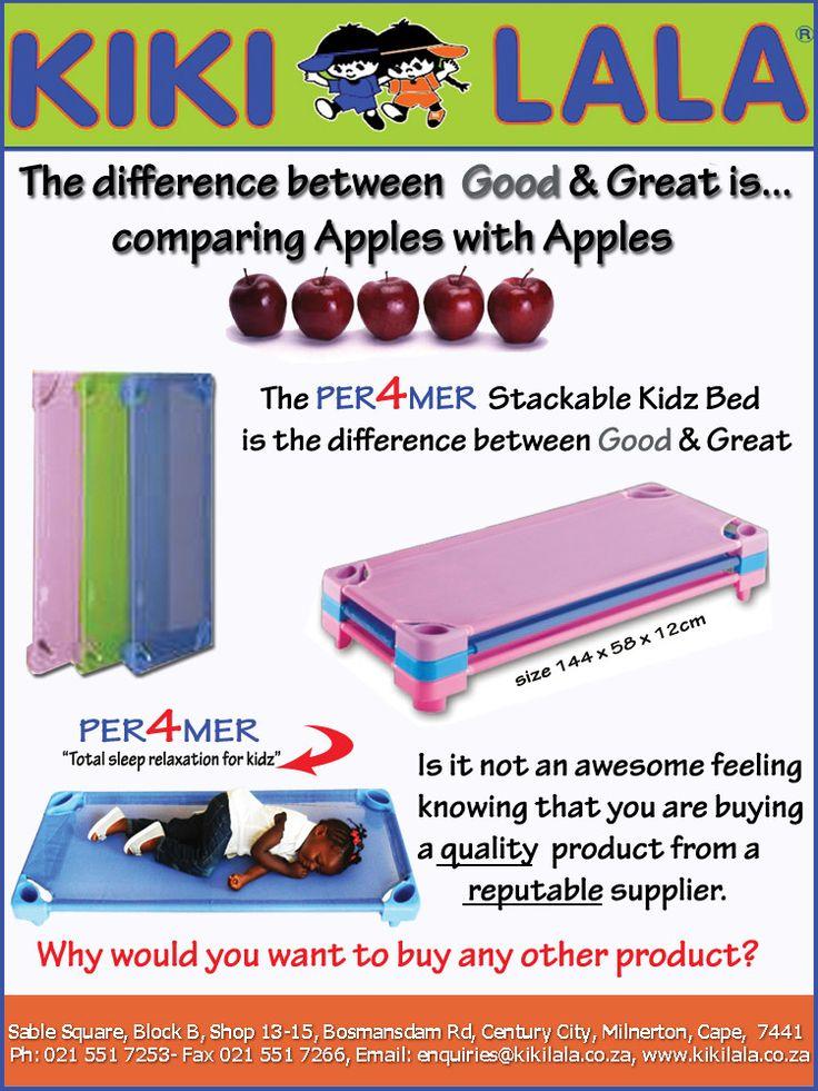 Per4mer Stackable Kidz Beds