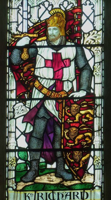 Salisbury, richard lionheart