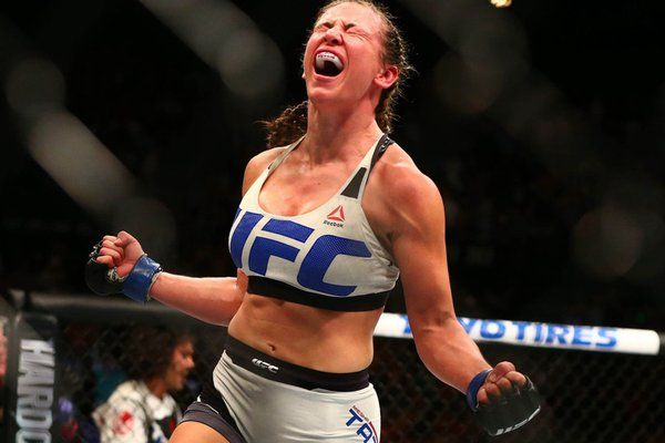 Miesha Tate beats Holly Holm in #UFC196 upset http://hypebeast.com/2016/3/miesha-tate-holly-holm-ufc-196-upset #MondayMotivation #UFC #BIZBoost