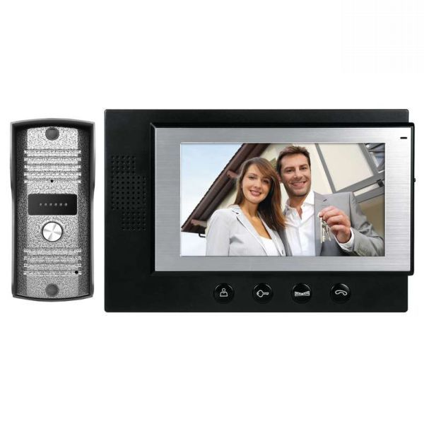 Interfoane VIDEOINTERFON SADA DISPLAY 7″ H2012 EMOS.H2012