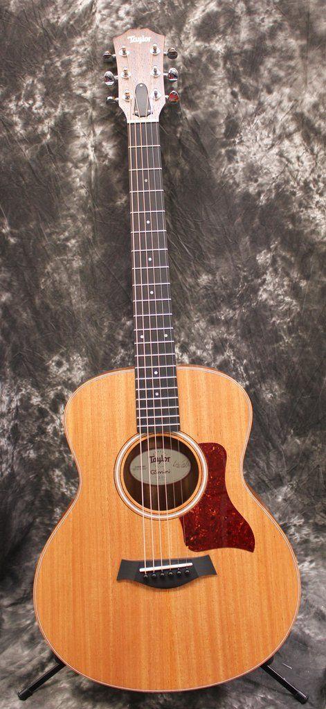 Taylor GS Mini Mahogany Acoustic Guitar Mahogany w.Hardbag