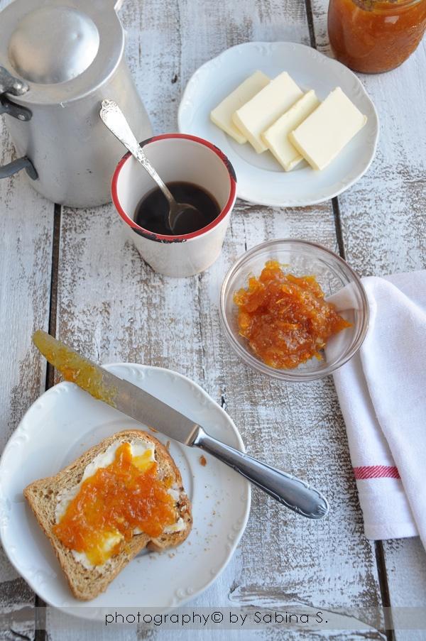 Marmellata di arance _ Due bionde in cucina