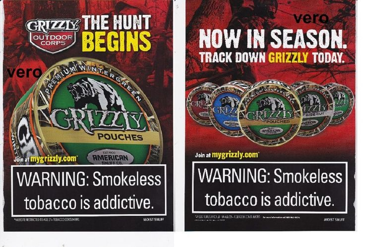 17 best ideas about grizzly chewing tobacco on pinterest