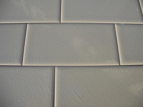 3 Quot X6 Quot Crackle Subway Tile White Deltaker 3 50 Sq Ft
