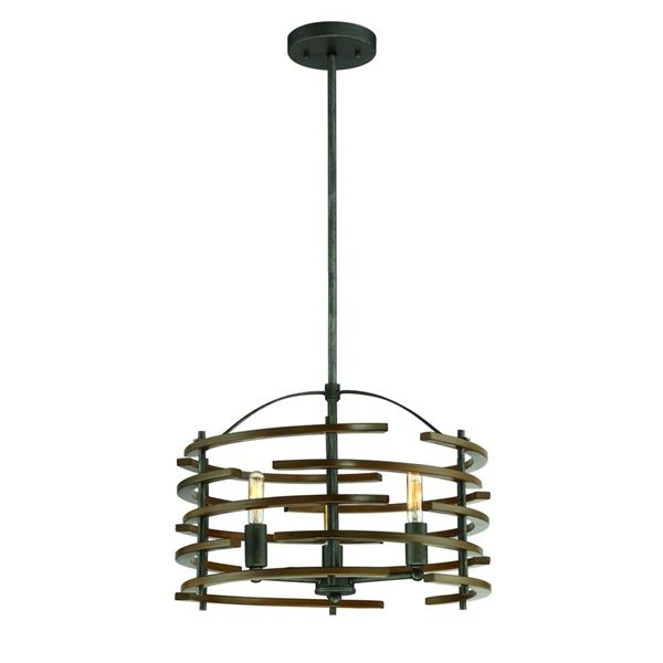 shop eurofase lighting eurofase bronze hardwired multilight drum pendant at loweu0026 canada find our selection of pendant lights at the lowest price