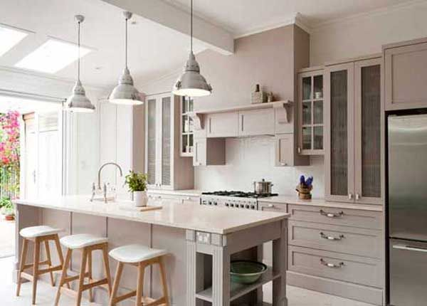 Simple, chic   French Provincial Kitchens in Sydney