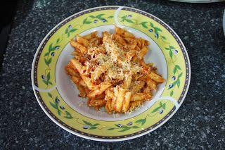 Con Olla de Barro: Espaguetis Deprisa y Corriendo