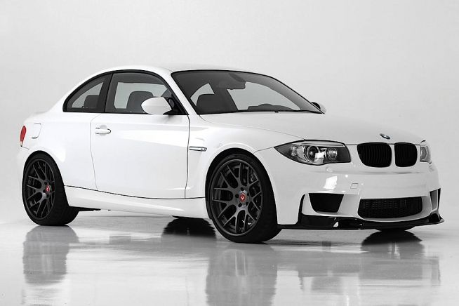 2012 Vorsteiner BMW 1M Coupe GTS-V