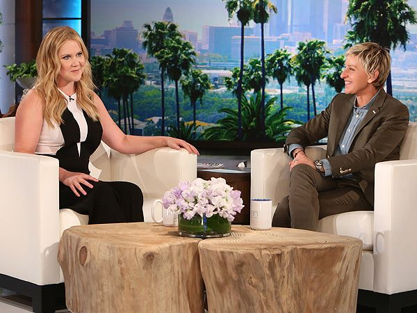 Amy Schumer Jokes About Her Body: In L.A., My Arms Register as Legs, and I Have an 'At-Risk Chin' http://stylenews.peoplestylewatch.com/2015/04/08/amy-schumer-on-ellen-jokes-about-her-weight/