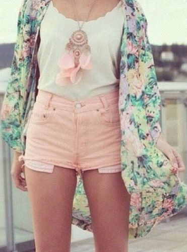 cute but i wish the shorts were longer