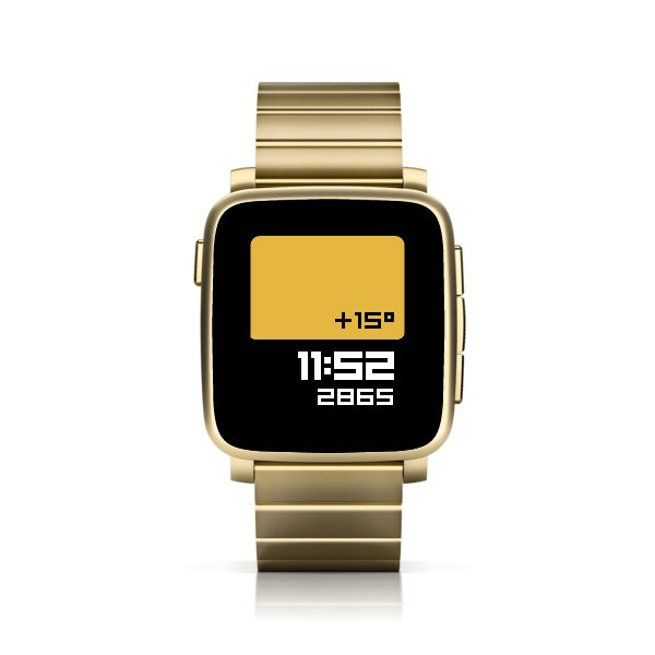 FEELTTMM for Pebble Time Steel #PebbleTime #PebbleTimeSteel #Pebble #watchface #ttmmaftertime