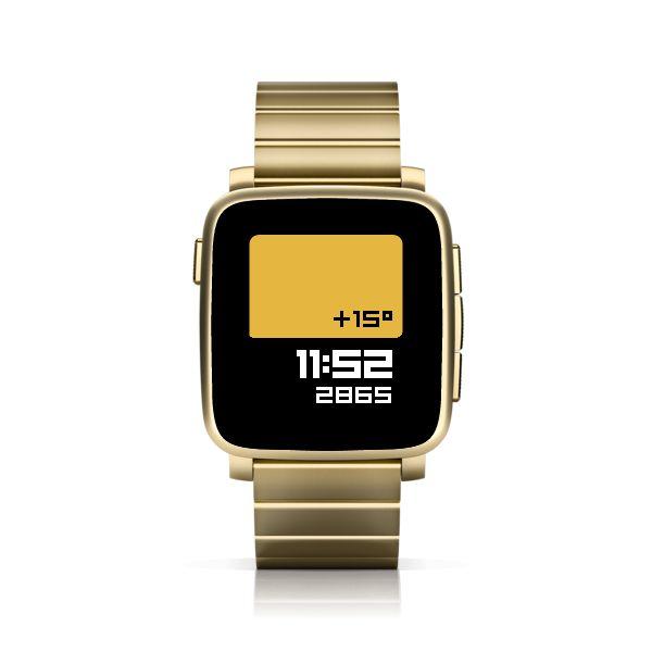 FEELTTMM for Pebble Time Steel #PebbleTime #PebbleTimeSteel #Pebble #watchface #ttmmaftertime
