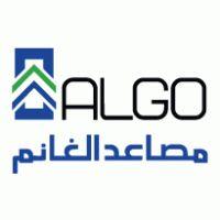 Alghanim Engineering-ALGO Elevator Logo Vector Download