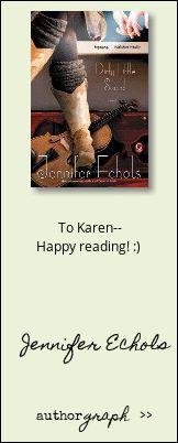 "Authorgraph from Jennifer Echols for ""Dirty Little Secret"""