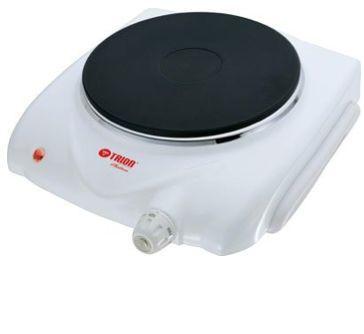 Fornello elettrico singolo - 230V - 1500W - Codice: 91600000