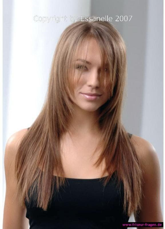 Lange Haare Stufen Vorher Nachher Kurzhaarfrisuren Frisuren Lange Haare Pony Schrag Frisuren Lange Haare Schnitt Frisuren Lange Haare Stufen