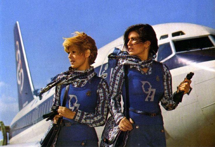 OLYMPIC Airways Stewardesses