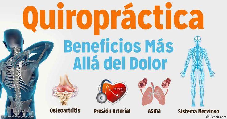 Contrario a la creencia popular, la quiropráctica puede ser utilizada no solo para tratar el dolor, sino también para optimizar el bienestar. http://articulos.mercola.com/sitios/articulos/archivo/2016/11/13/el-bienestar-de-la-quiropractica.aspx