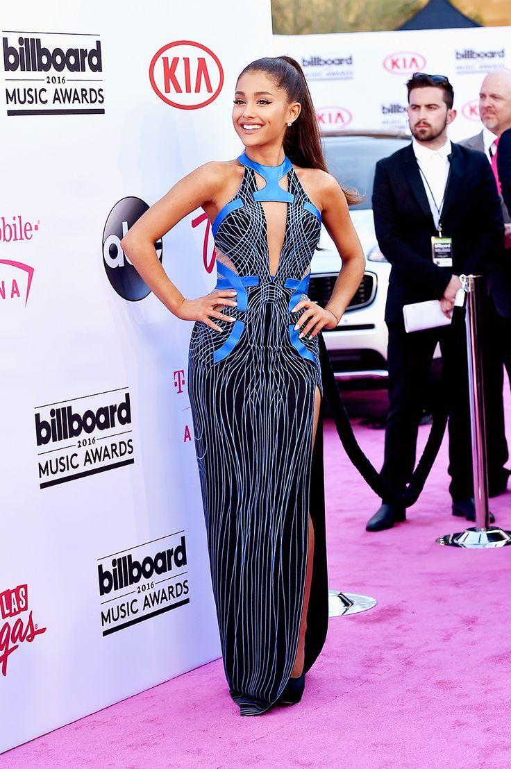 Versace, Versace, Versace. Hey Ariana... BBMA's 2016