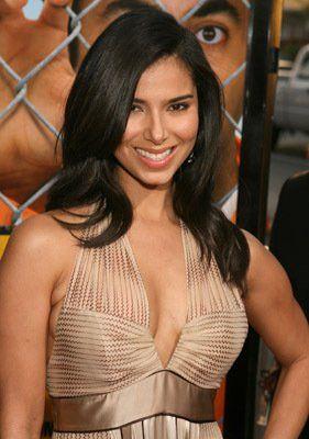 Roselyn Sanchez at event of Harold & Kumar Escape from Guantanamo Bay (2008)