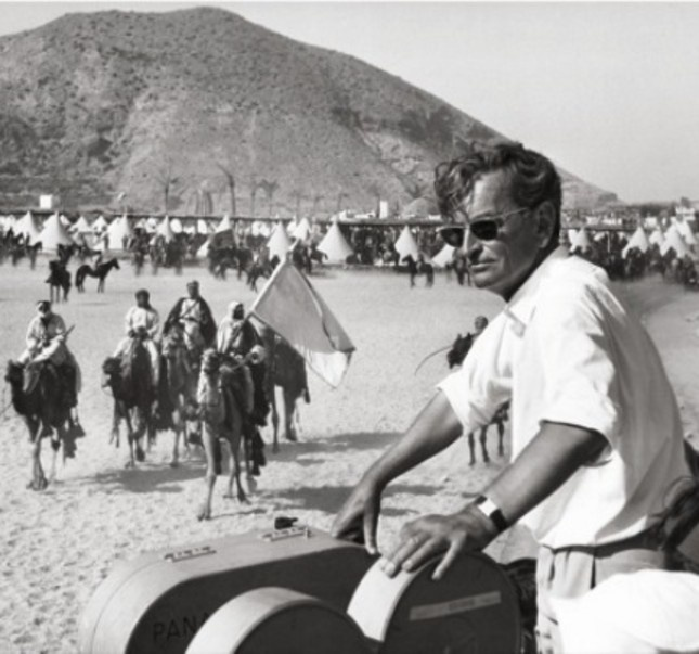 David Lean. Brilliant.  Paid attention to the small stories within the enormous epic