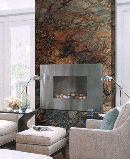 granite for fireplace surround. Fusion quartzite slab fireplace surround wall  Marble by Marciano via Atticmag Best 25 Granite ideas on Pinterest Stone