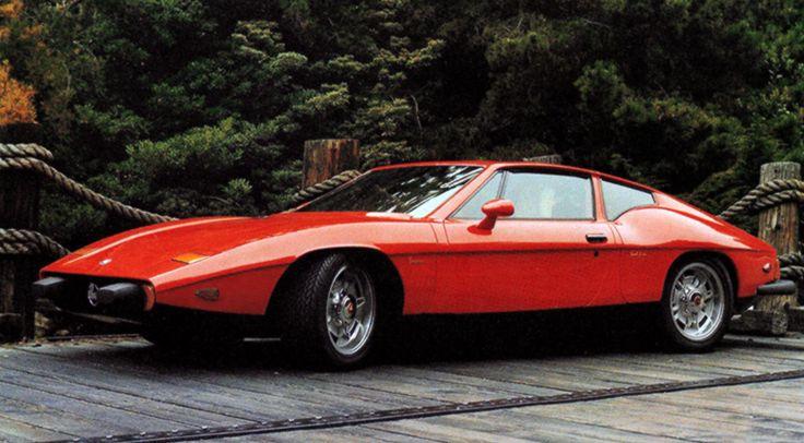 1979 Pegaso American Dual Turbo Prototype