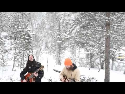 They Were Singing A Folk Song In A Snowy Forest When The Most Magical Thing Happened
