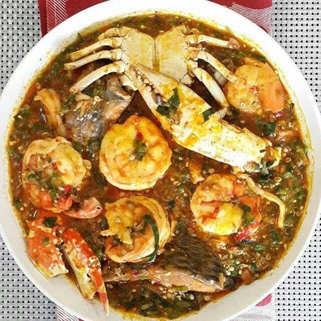 Sauce Gombo   Okra Soup   Fétri Déssi   Cuisine Togolaise/Togolese Cuisine   Cuisine228