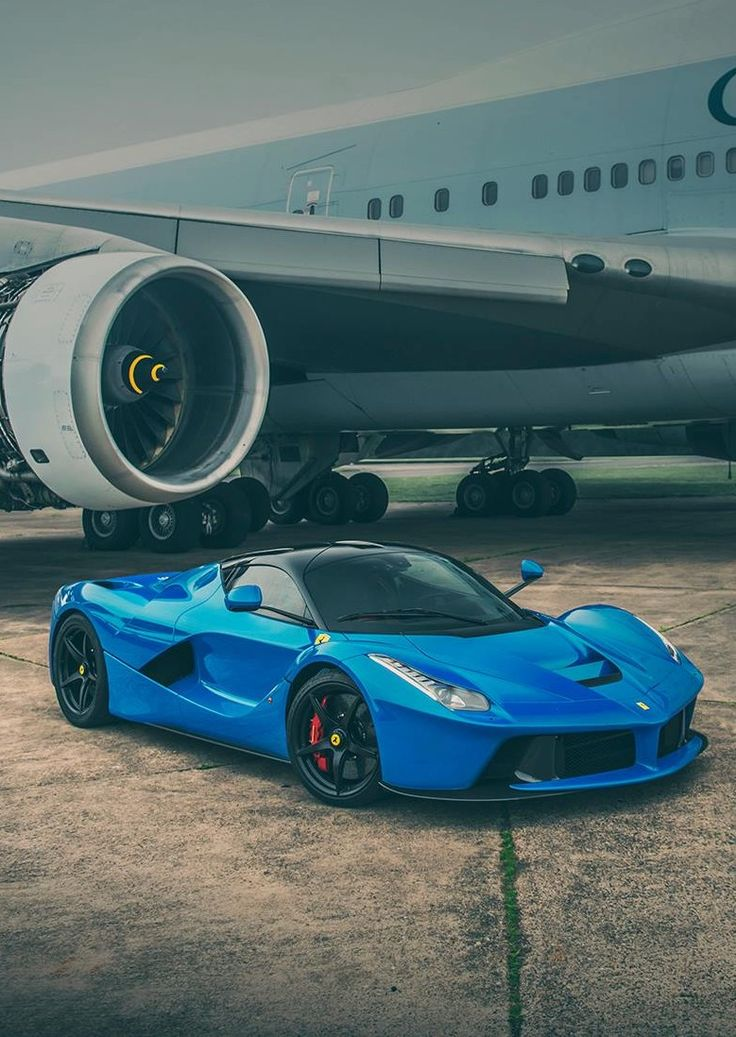 Ferrari Laferrari, another hybrid along with the P1, 918 and Asterion to change our idea of hybrids from Prius to awesome…