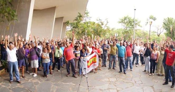 Servidores da UFVJM, IFMG, Cefet -MG e UFMG entrarão em greve a partir de 31 de outubro