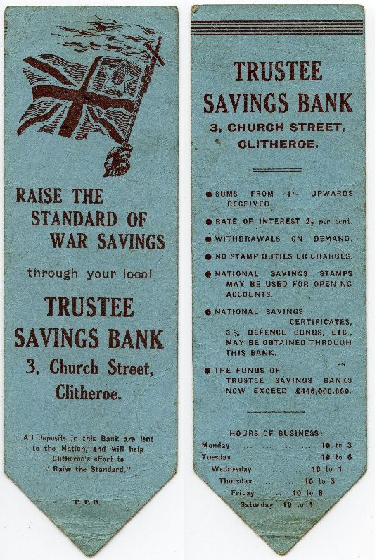 Trustee Savings Bank - Clitheroe
