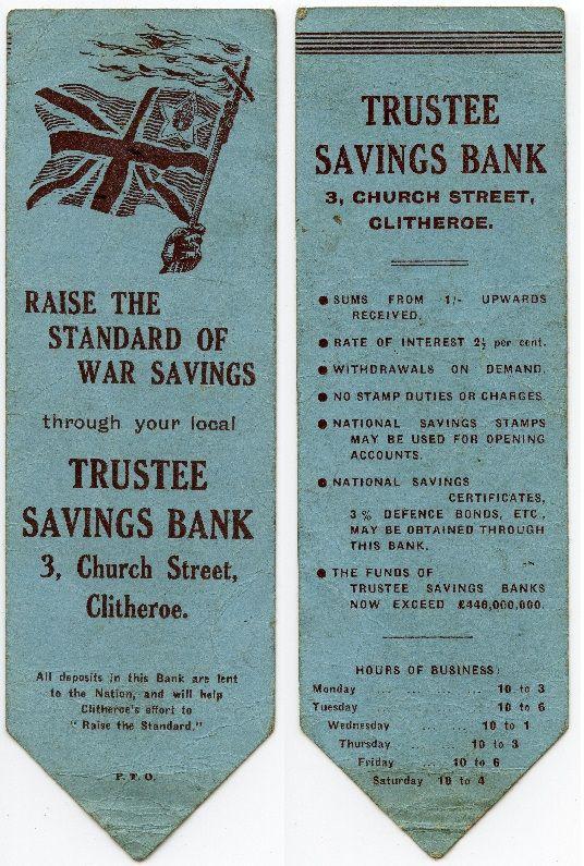 Trustee Savings Bank - Clitheroe