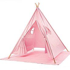 Sew a DIY Teepee Play Tent | The DIY Mommy