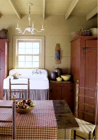 rustic kitchen sinks pin by lynne pushard hanley on gingham amp toile 2062
