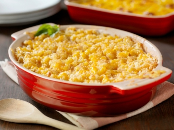Dr. Oz challenged celebrity chef Paula Deen to transform her favorite dishes by cutting the calories and fat in half. By using low-fat cheese and milk, Paula Deen's Healthier Mac and Cheese keeps all the cheesy flavor of the original recipe without destroying your diet.