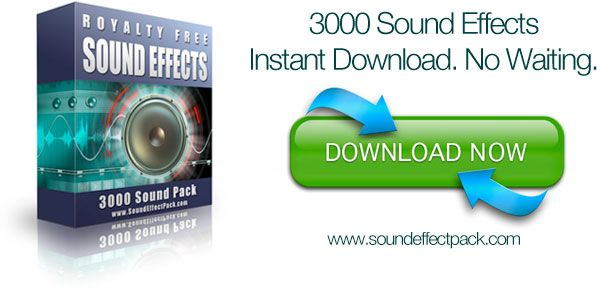 PacDV free sound effects and music tracks