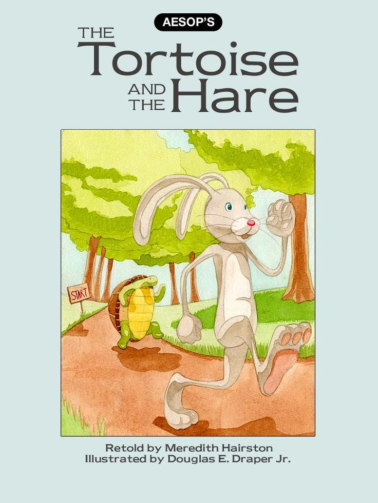"""The Tortoise and the Hare"" | MeeGenius"