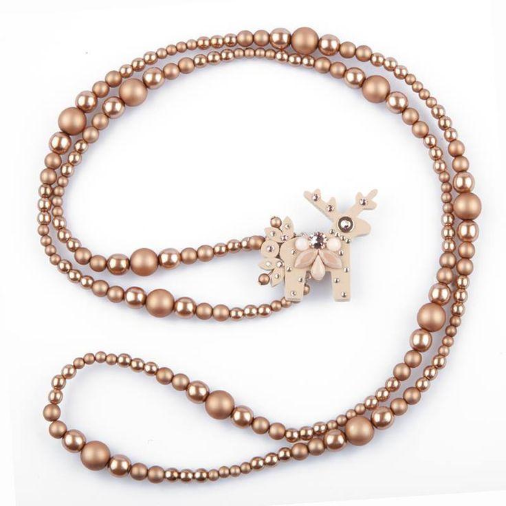 Jelení šperky - NUDE kolekce - Estetique