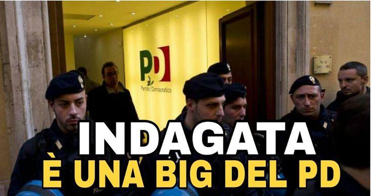 "Diretta Informazioni: ULTIM'ORA - ""INDAGATA LA DEPUTATA PD"". NOTIZIA BOM..."