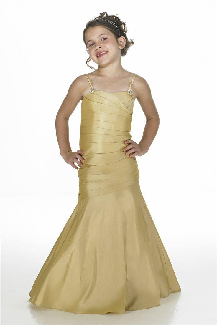 Junior Bridesmaid Dresses For Less - Vosoi.com